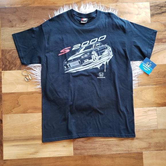 2d0c7aef2 Autocannon Shirts | Nwt Mens Honda S2000 Tshirt Size Large | Poshmark